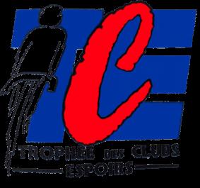 Logo Trophée des clubs espoirs 1994.
